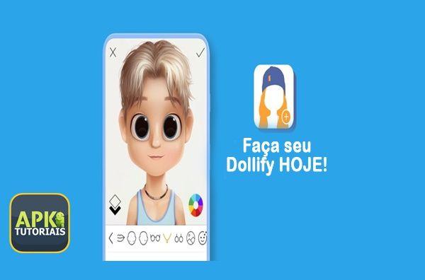 Dollify – o app de caricatura que é a nova febre da internet!