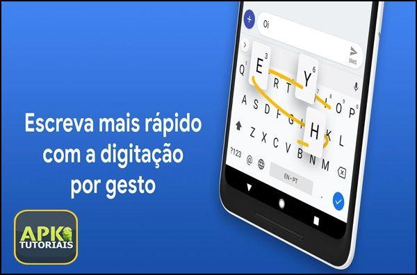 É só instalar! Gboard – o teclado inteligente do Google