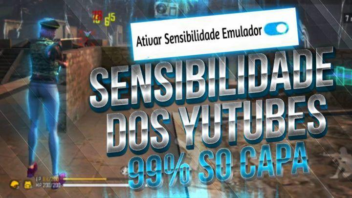 REGEDIT – NOVO APLICATIVO DE SENSIBILIDADE FREE FIRE