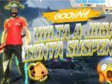 COMO DESBANIR CONTA DO FREE FIRE ONLINE!