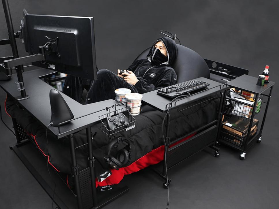 cama agmer substitui cadeira gamers