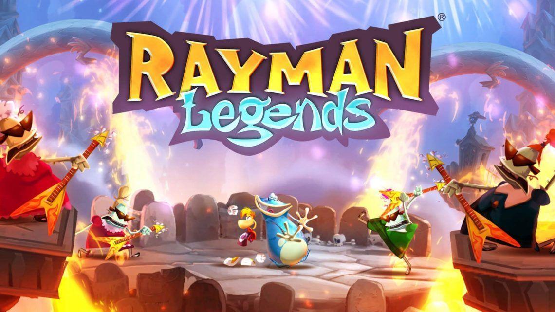 Rayman Legends e outros games da Ubisoft de graça!
