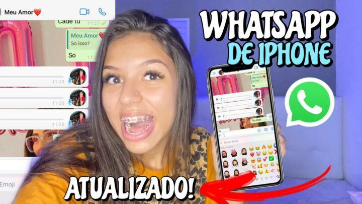 COMO TER O WHATSAPP DE IPHONE NO ANDROID | ATUALIZADO