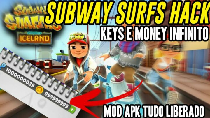 SUBWAY SURFS HACK