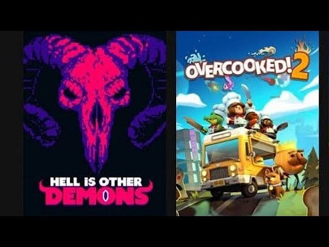 Jogos grátis: Epic Games libera 'Hell is Other Demons' e 'Overcooked! 2'