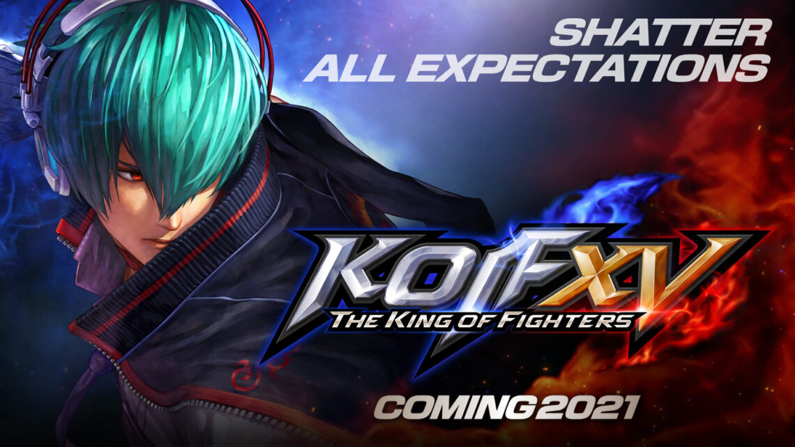 The King of Fighters XV Novo trailer