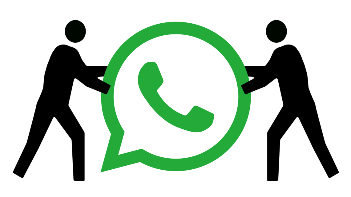 WhatsApp: Problema na transferência de histórico entre iPhone e Android.